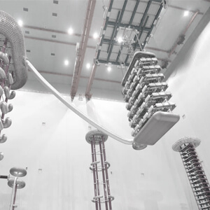 Corona Rings For High Voltage Laboratory