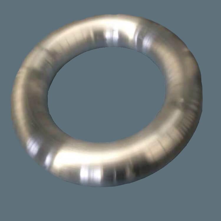 high voltage corona ring design